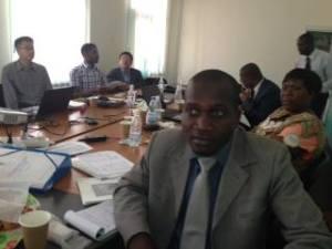 Adama Wagué Responsable du RJR à Abobo