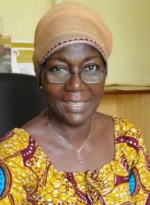 Madame ABOIDJI SEKOU Marthe Chef du Complexe Socioéducatif d'Adjamé Santé