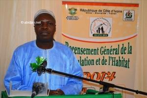 Albert Mabri Toikeuse - Ministre ivoirien du Plan
